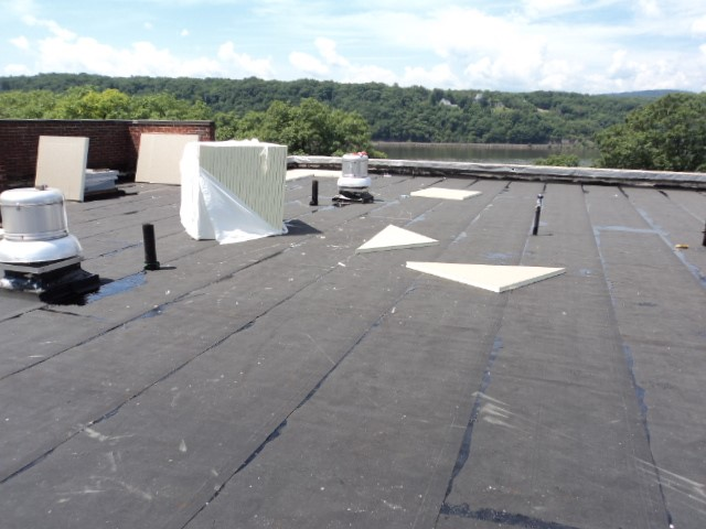 Roof Replacement Two College Dormitory Roofs Roofing
